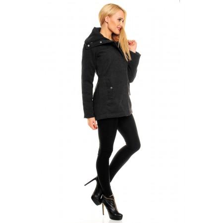 Stilingas trumpas paltas