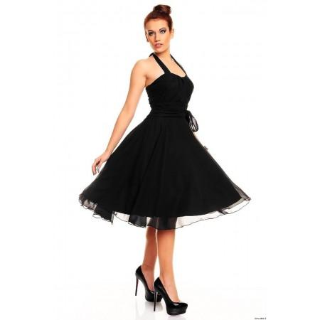 Stilinga proginė suknelė